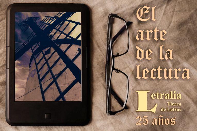El arte de la lectura, edición especial por los 25 años de Letralia