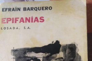 """""""Epifanías"""", de Efraín Barquero"""