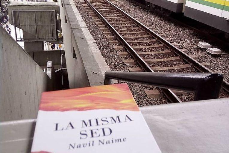 """""""La misma sed"""", de Navil Naime"""