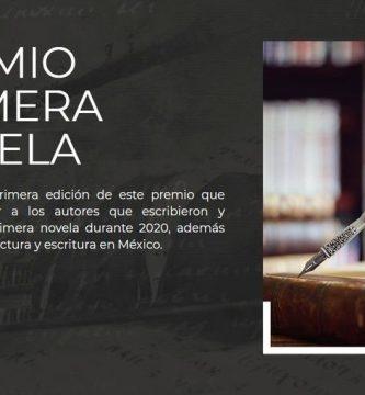 Premio Primera Novela 2021