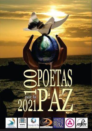 """""""100 poetas por la paz 2021"""", de Verónica Bianchi (editora y compiladora)"""