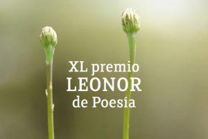 XL Premio Leonor de Poesía 2021