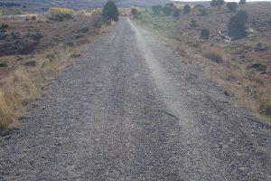 Barracas (Vía Verde), por Vicente Adelantado Soriano