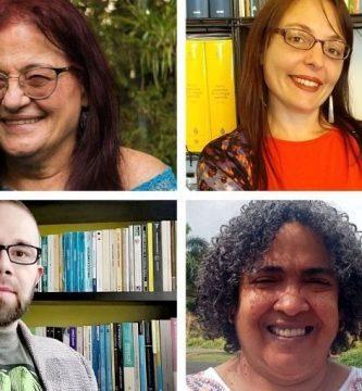 Entre voces: encuentros sobre análisis del discurso, con Julieta Haidar, Mariana Carolina Marchese, Oscar Iván Londoño Zapata y Doris Evelyn Martínez Vizcarrondo
