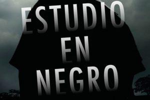 """""""Estudio en negro"""", de José Carlos Somoza"""