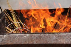 Del fuego que me propone, por Wilfredo Carrizales