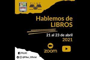 """""""Hablemos de libros"""", evento organizado por la Feria Internacional del Libro de la Universidad de Carabobo (Filuc)"""