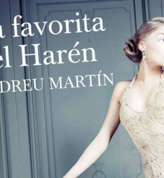 """""""La favorita del Harén"""", de Andreu Martín"""