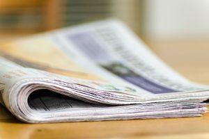 Periódicos, por Vicente Adelantado Soriano