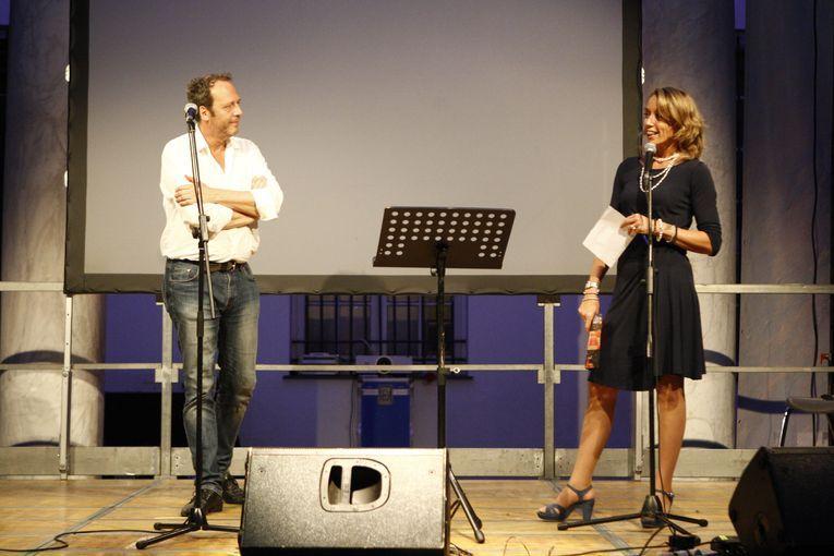 Claudio Pozzani y Barbara Garassino