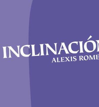 """""""La inclinación"""", de Alexis Romero"""