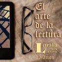 El arte de la lectura, antología digital por los 25 años de Letralia