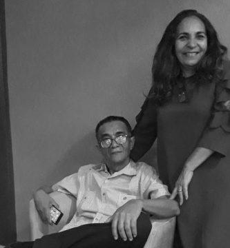César Seco y Argelia Malaver Flores