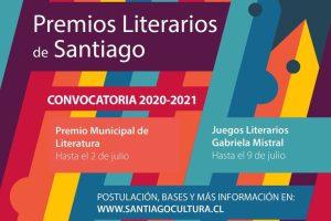 Juegos Literarios Gabriela Mistral 2020-2021