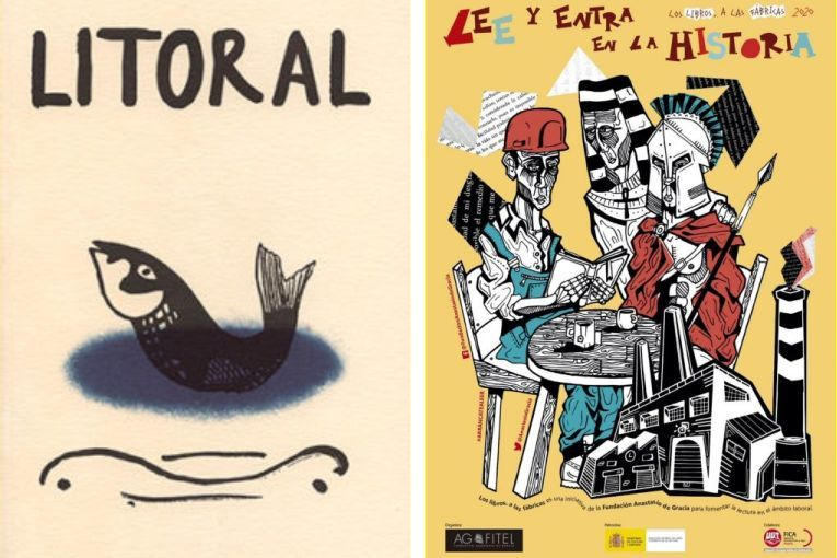 Revista Litoral y Fundación Anastasio de Gracia