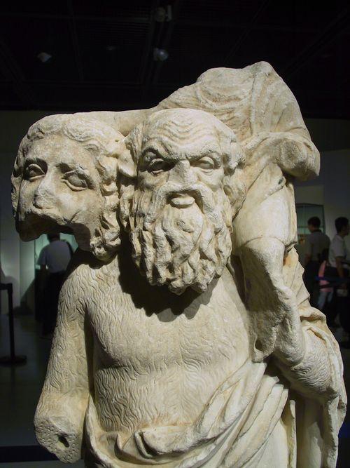 Confesiones de unos rostros griegos, por Wilfredo Carrizales