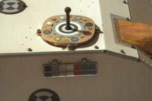 Reloj de sol Mastcam-Z del rover Perseverance