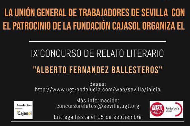 IX Concurso de Relato Alberto Fernández Ballesteros