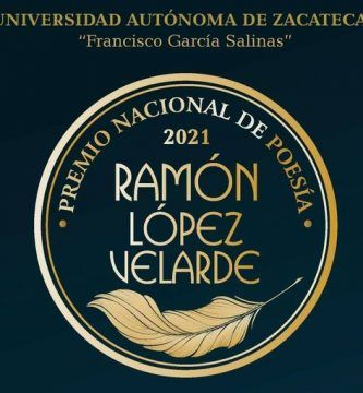 Premio Nacional de Poesía Ramón López Velarde 2021