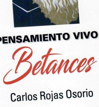 """""""El pensamiento vivo de Betances"""", de Carlos Rojas Osorio"""