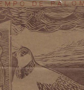 """""""Tiempo de palomas"""", de Nana Gutiérrez"""