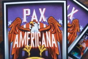 """Pax americana"", de Roberto Bennett"