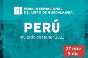Perú, país Invitado de Honor de la 35ª Feria Internacional del Libro de Guadalajara
