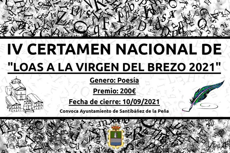 IV Certamen Nacional de Loas a la Virgen del Brezo 2021