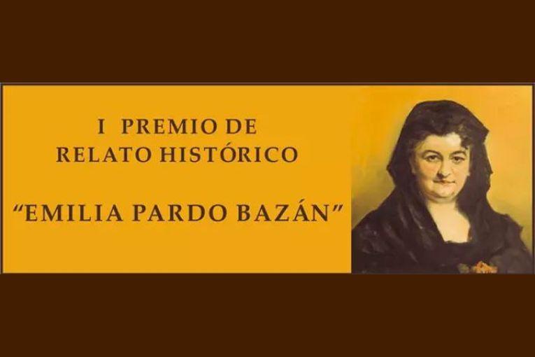 "I Premio de Relato Histórico ""Emilia Pardo Bazán"""
