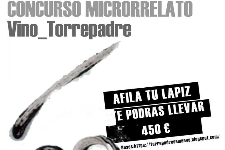 Concurso de Microrrelato Vino_Torrepadre