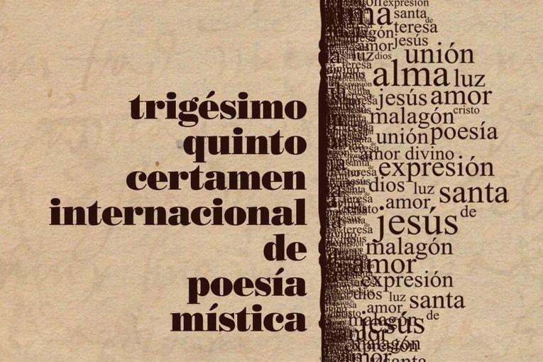 XXXV Certamen Internacional de Poesía Mística Malagón 2021