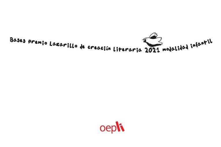 Premio Lazarillo de Creación Literaria 2021, modalidad Juvenil