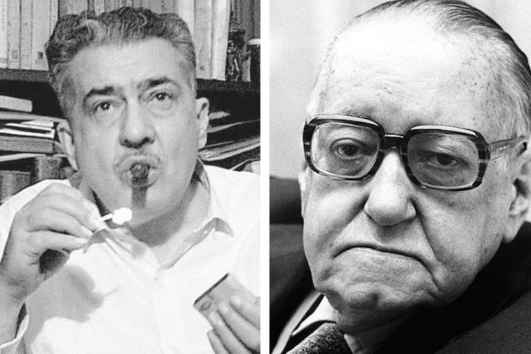 José Lezama Lima y Alejo Carpentier
