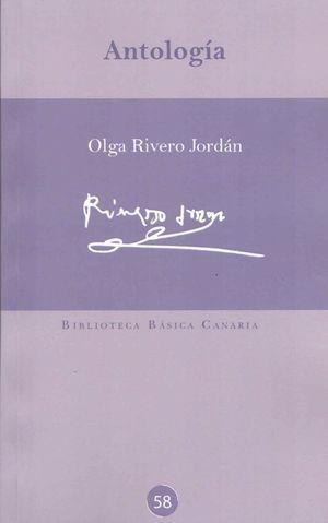 """""""Antología"""" de Olga Rivero Jordán"""