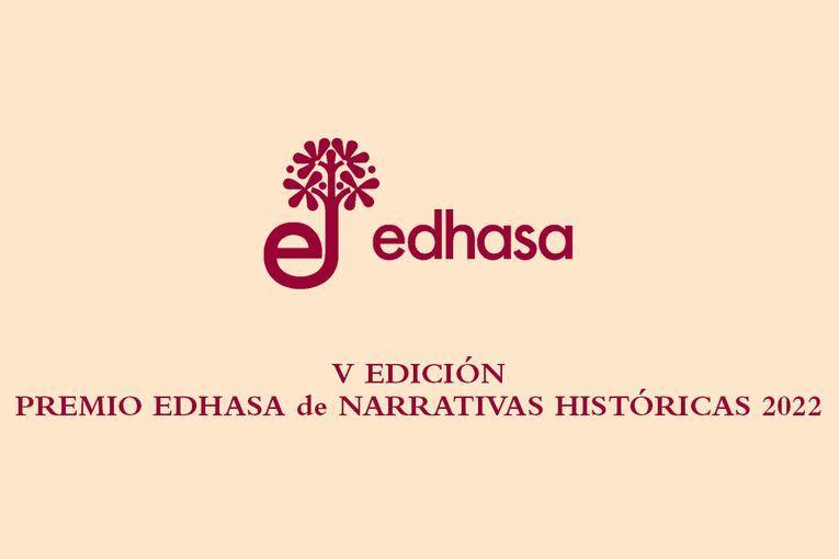 V Premio Edhasa de Narrativas Históricas 2022