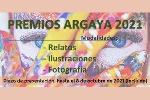 Premios Argaya para Jóvenes Creadores Provincia de Valladolid 2021