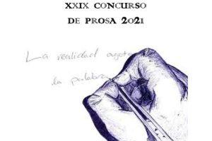 XXIX Concurso de Prosa 2021 del Ayuntamiento de Los Molinos
