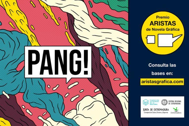 PANG! Premio Aristas de Novela Gráfica