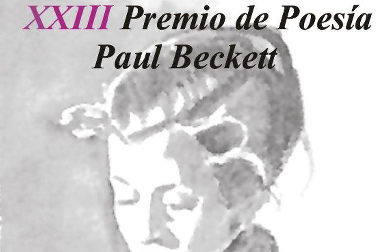 XXIII Premio de Poesía Paul Beckett