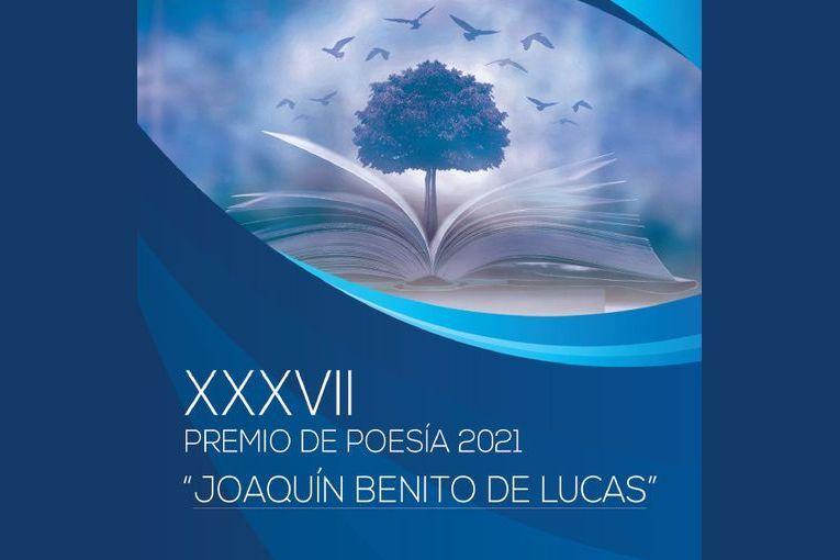 XXXVII Premio de Poesía Joaquín Benito de Lucas