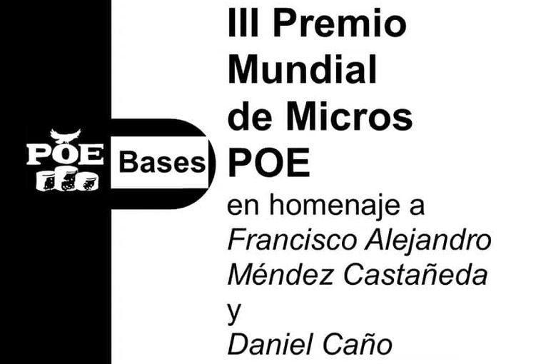 III Premio Mundial de Micros POE