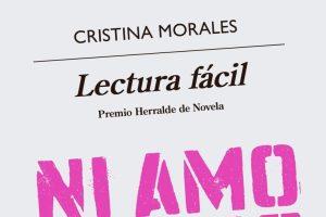 """Lectura fácil"", de Cristina Morales"