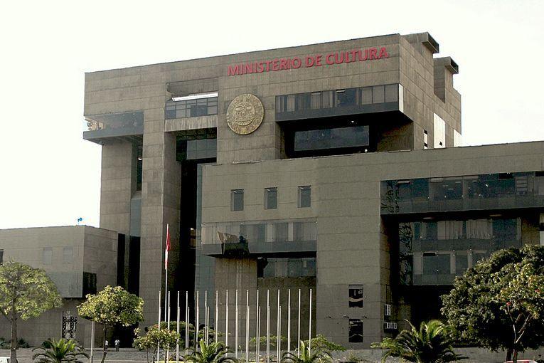 Ministerio de Cultura de Perú