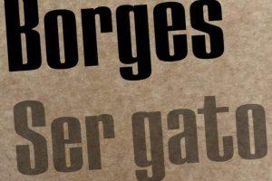 """""""Ser gato"""", de Edgar Borges"""
