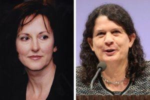 Anne-Hélène Suárez y Helena Cortés Gabaudán