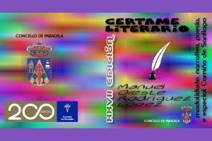 XXVII Certamen Literario Manuel-Oreste Rodríguez López