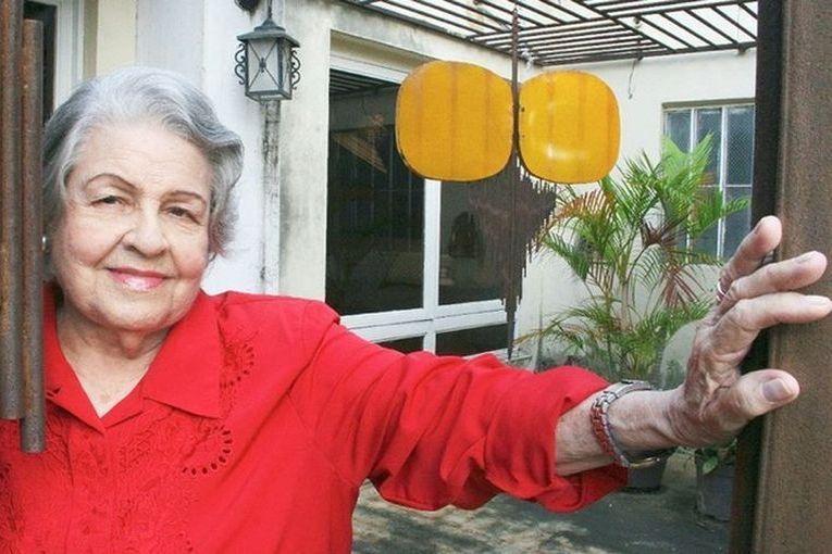 Murió la artista venezolana Lía Bermúdez