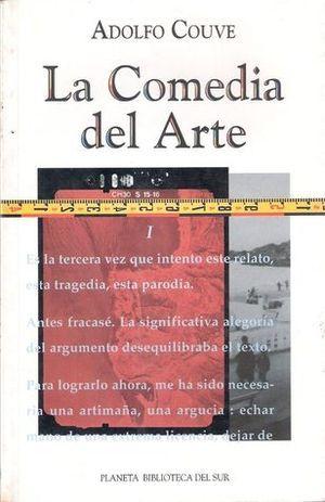 """La comedia del arte"", de Adolfo Couve"